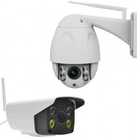 Pack de vidéo surveillance à deux caméras Vstarcam