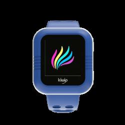 Smart watch enfant bleue