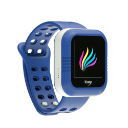 Kiwip Watch enfant bleue