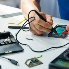 Prestation réparation de montre connectée