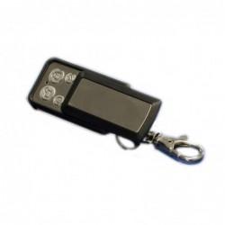 Télécommande métal 4 fonctions (758)