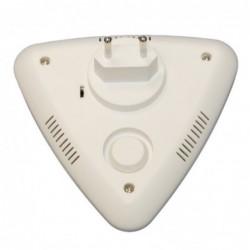 centrale d'alarme sans fil gsm blanche (4663)