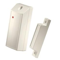 Détecteur / contacteur d'ouverture magnétique Visonic technologie PowerG