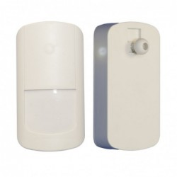 centrale d'alarme sans fil gsm blanche
