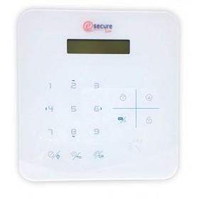 centrale d'alarme gsm design blanche