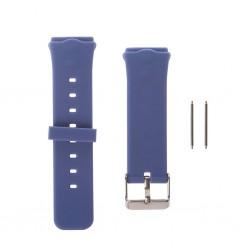 bracelet bleu pour montre connectée