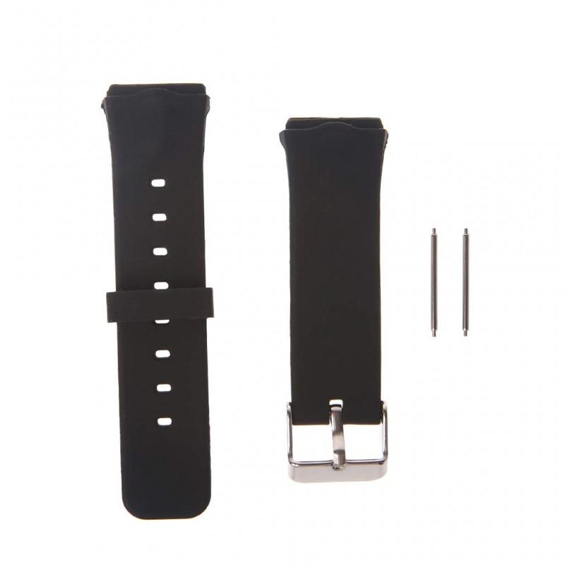 bracelet pour montre connectée noir
