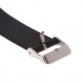 bracelet noir pour montre connectée