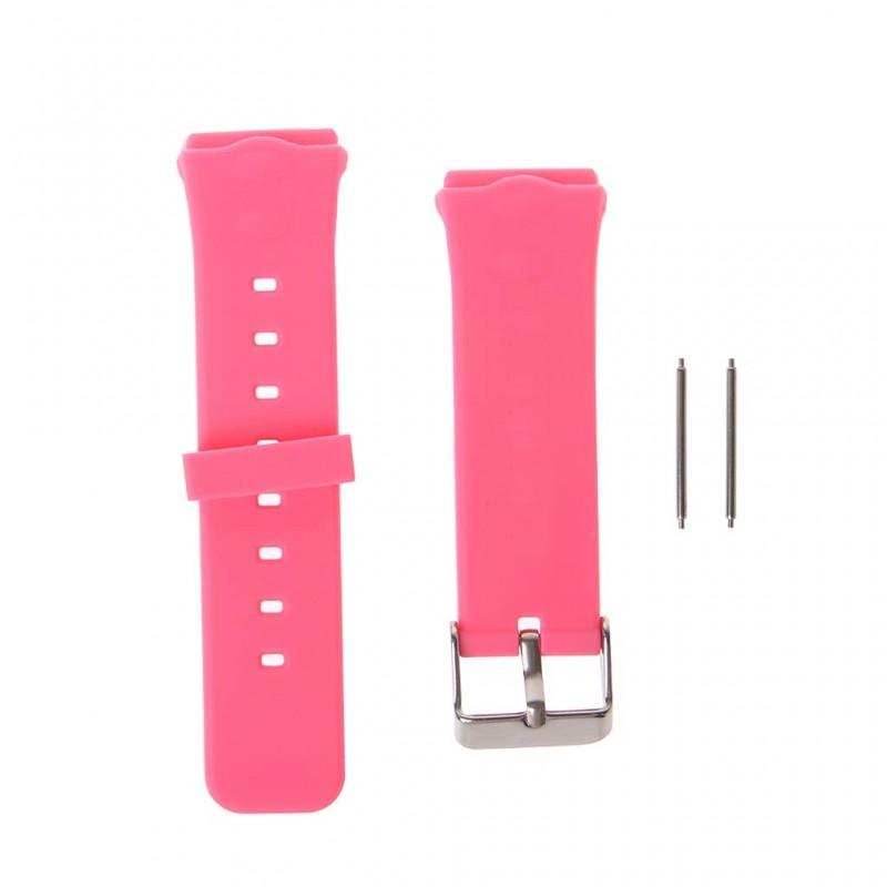 bracelet pour montre connectée rose