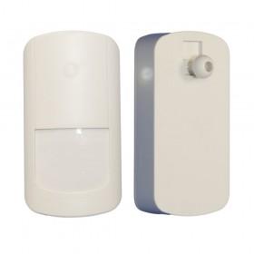 centrale d'alarme tactile blanche design (3144)