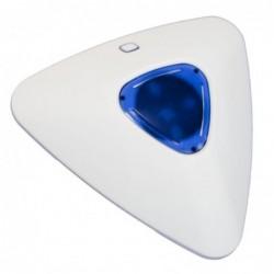 vue arrière centrale d'alarme gsm rtc tactile (3146)