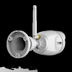 pack alarme maison sans fil GSM et RTC + caméras intérieure et extérieure full hd wifi