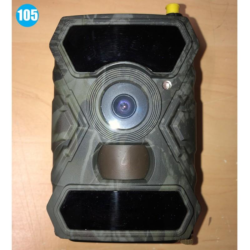 Camera chasseur Full HD 1080p avec transmission GSM modèle reconditonné