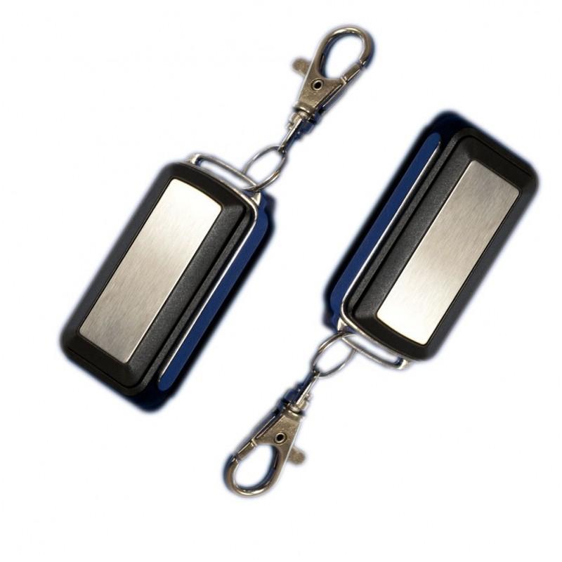 Télécommande métal 4 fonctions (763)