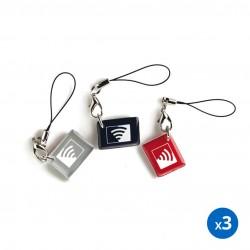 badge de proximité pour clavier visonic