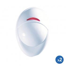 detecteur de mouvement visonic sans fil compatible powermaster30 NEXT+K985PG2NF