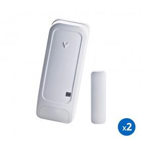 detecteur d'ouverture de porte sans fil visonic compatible powermaster30   MC302EPG2NF