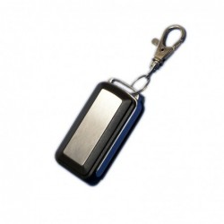 Télécommande métal 4 fonctions (764)