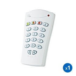 Pack alarme powermaster visonic avec sirene exterieure et interieure et détecteurs