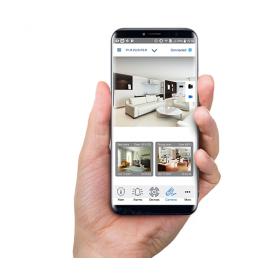 application mobile visonic go pour powermaster 30