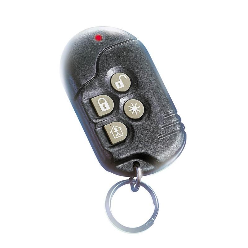 telecommande pour armement et desarmement avec bouton SOS  powermaster visonic