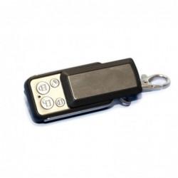 Télécommande métal 4 fonctions (765)