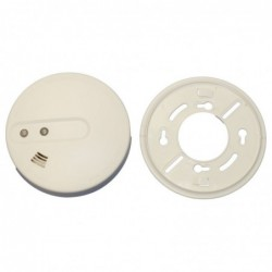 centrale d'alarme tactile noire design (4677)