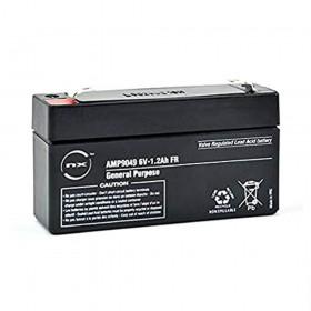 Batterie 6V/1,2Ah pour...
