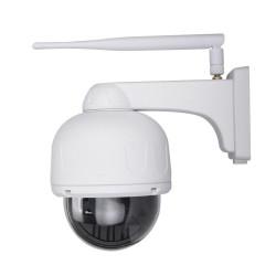 4 domes cameras exterieures motorisées full hd 1080p