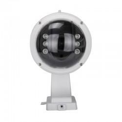 Caméra dôme motorisée ip extérieure FULL HD  avec micro