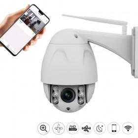 Caméra dôme extérieure motorisée full hd avec zoom optique x4 Vstarcam