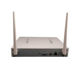 enregistreur vidéo wifi de dos avec connectiques