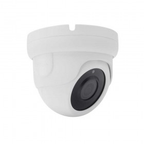 caméra mini dôme 5MP varifocal 2.7 13,5mm pour intérieur et extérieur