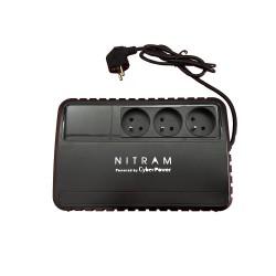 Onduleur / UPS 230V avec 3 prises