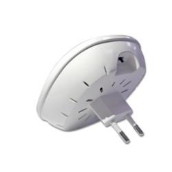 pack alarme sans fil avec sirène intérieure et extérieure déportée et centrale gsm