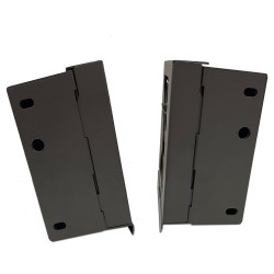 boite metal camera trail profils