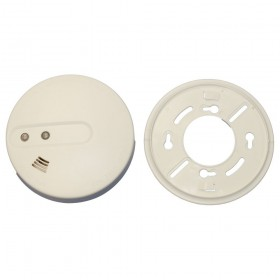 Alarme A9 sans fil GSM avec détecteur de fumée connecté - Appartement T2 / T3 (911)