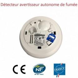 Détecteur avertisseur autonome de fumée  (770)