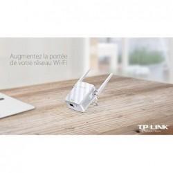 TP-LINK Répéteur wifi N300Mbps avec témoin de positionnement idéal (637)