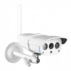 Caméra des surveillance  IP HD wifi extérieure compatible système NVR-TIP