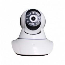 pack de deux camera de surveillance ip hd wifi interieur et exterieur (4410)