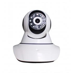 pack de deux camera de surveillance ip hd wifi interieur et exterieur (4420)