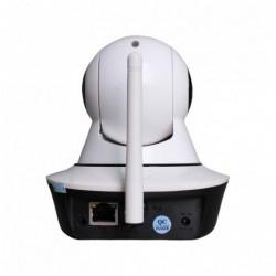 pack de deux camera de surveillance ip hd wifi interieur et exterieur (4421)
