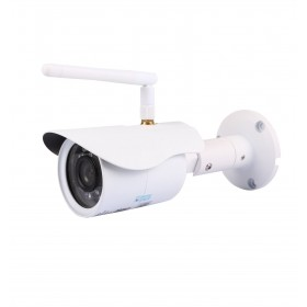 pack de deux camera de surveillance ip hd wifi interieur et exterieur (4437)