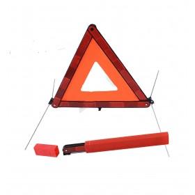 kit de sécurité véhicule avec gilet à bandes