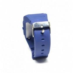 montre connectée bleue (3988)