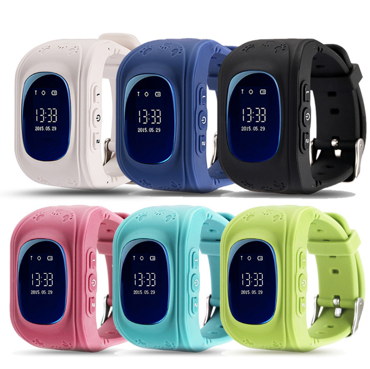 Smart watch montres enfants
