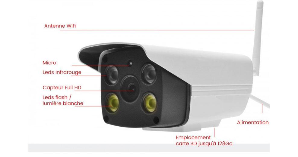 camera-exterieure-full-hd-avec-flash-et-sirene