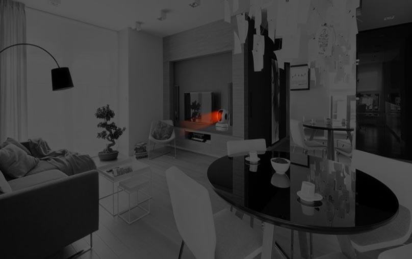 Vision infra-rouge caméra Vstarcam