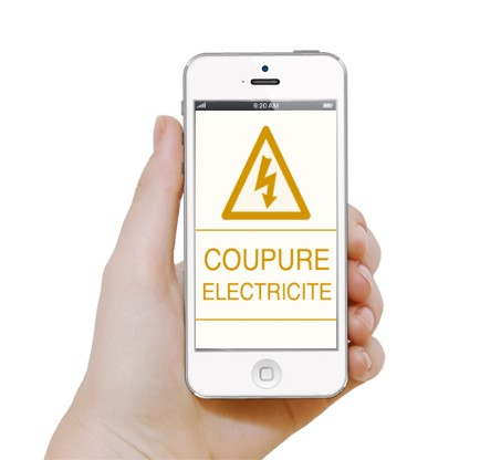 Application alarme domestique